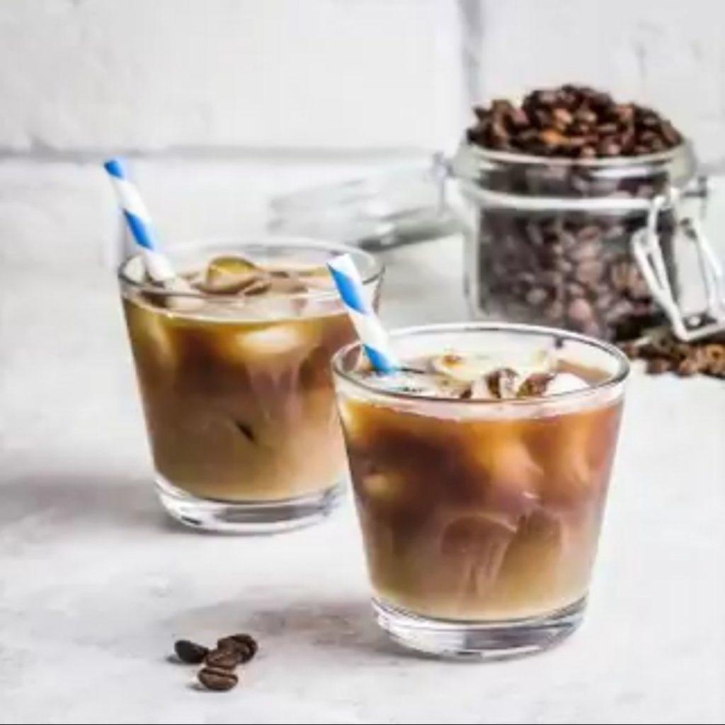 café froid italien